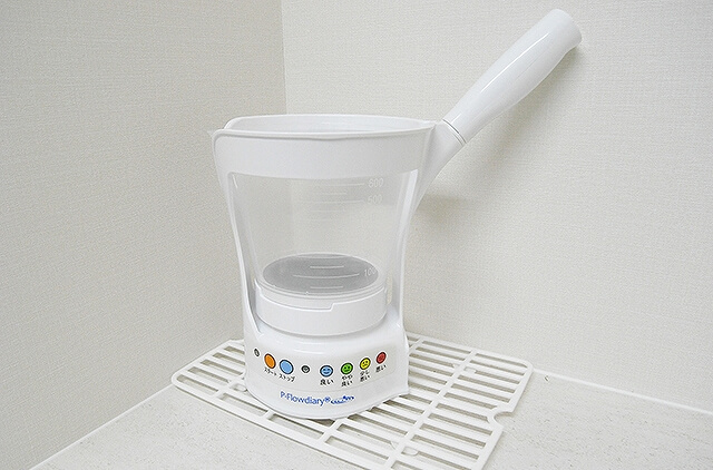 携帯用尿流量計