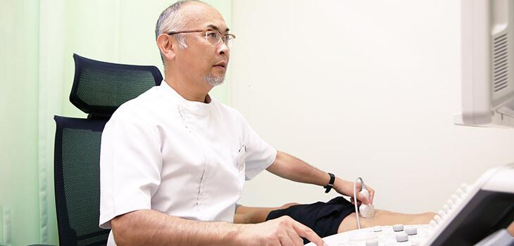 泌尿器科の専門医による丁寧で良質な治療